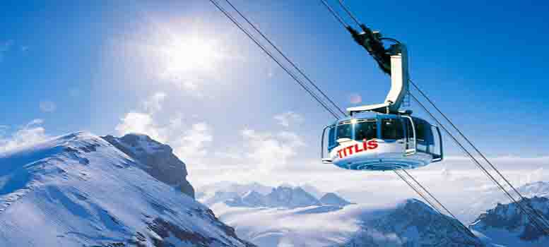 Titlis Cable car