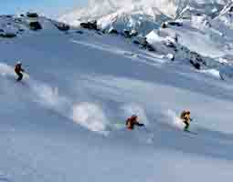Manali Skiing small