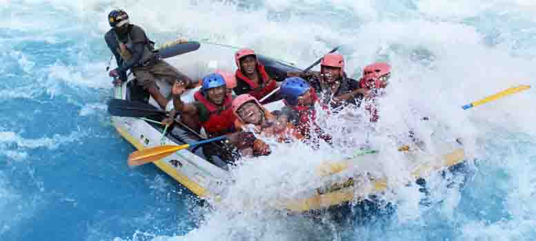 River-Rafting