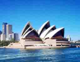 Opera house small - Sydney Holiday Packages