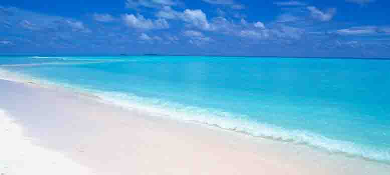 White Beaches - Maldives holiday package