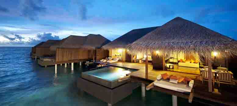 Honeymoon Special Maldives Vacation Package 4 Nights 5
