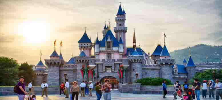 Disneyland - Hong Kong Macau Disneyland Packages