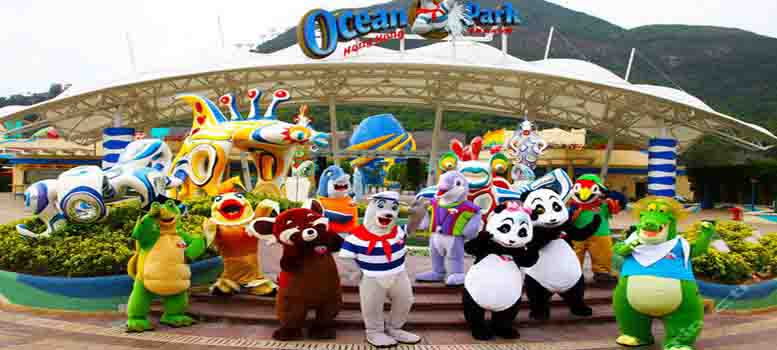 Ocean Park - Hong Kong Macau Disneyland Packages