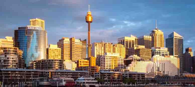Sydney-Tower