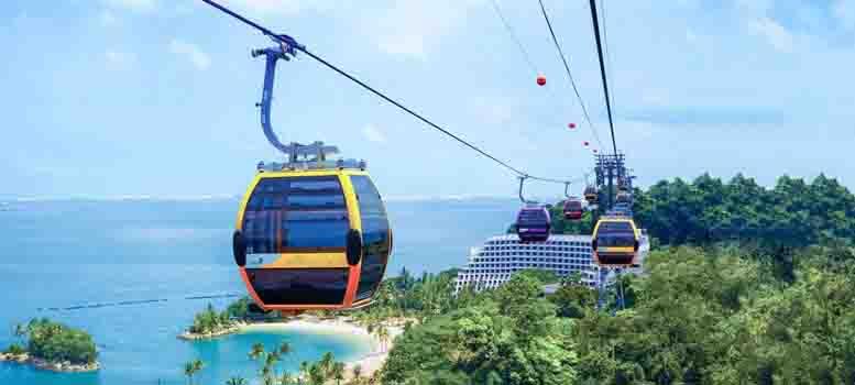Singapore-Cable-Car-Skypass