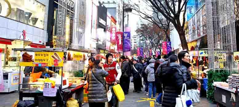 myeongdong-street