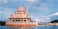 Putra Mosque - Kuala Lumpur Tour Packages